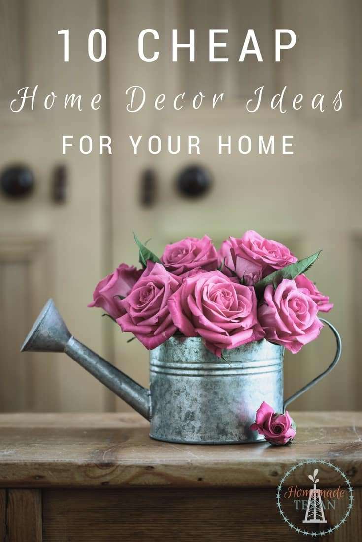 Cheap Home Decor Ideas Like These Are The Perfect Solutions To Your Budget Decorate
